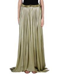 Maria Lucia Hohan - Long Skirt - Lyst
