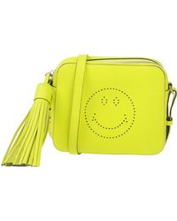 Anya Hindmarch - Smiley Face Cross-body Bag - Lyst