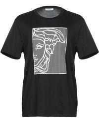Versace - T-shirt - Lyst