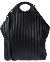 Jil Sander - Quilted Leather Tote - Lyst