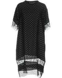 Givenchy - Robe courte - Lyst