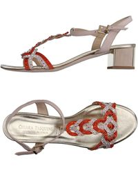 Chiara Pasquini - Sandals - Lyst