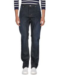 Hudson Jeans - Denim Trousers - Lyst