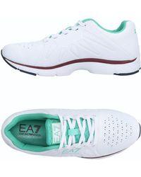 EA7 - Low-tops & Sneakers - Lyst