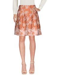 Taviani - Knee Length Skirt - Lyst