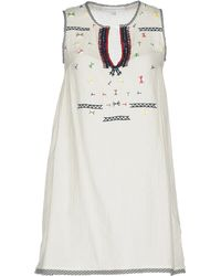 Christophe Sauvat - Short Dress - Lyst