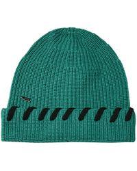 34404f727ca Shop Women s Armani Exchange Hats Online Sale
