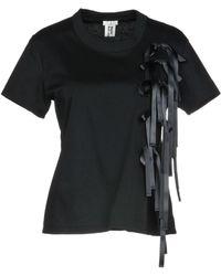 Noir Kei Ninomiya - T-shirt - Lyst