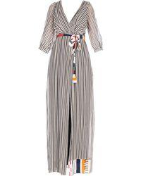 Pianurastudio - Long Dress - Lyst