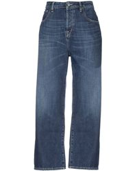 TRUE NYC - Denim Pants - Lyst