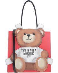 Moschino   Teddybear Tote   Lyst