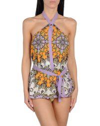 Liu Jo - Beach Dress - Lyst