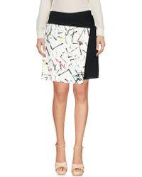 Iceberg - Knee Length Skirt - Lyst