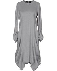 ANREALAGE - Knee-length Dress - Lyst