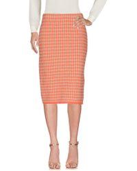 Stizzoli - 3/4 Length Skirts - Lyst