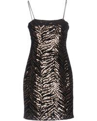 Motel Rocks - Short Dress - Lyst