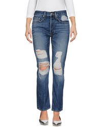 Brock Collection - Pantalon en jean - Lyst