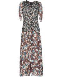 Anna Sui - Langes Kleid - Lyst