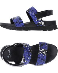Voile Blanche - Sandals - Lyst
