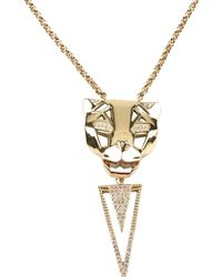 Just Cavalli - Necklace - Lyst