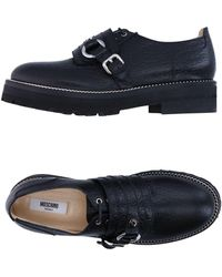 Moschino - Loafers - Lyst