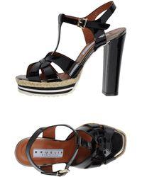F.lli Bruglia - Sandals - Lyst