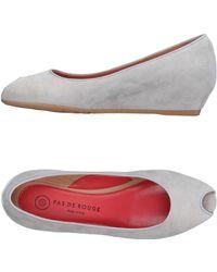 Pas De Rouge   Court Shoes   Lyst