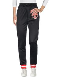 Boutique Moschino - Casual Trousers - Lyst