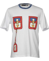 Love Moschino - T-shirts - Lyst