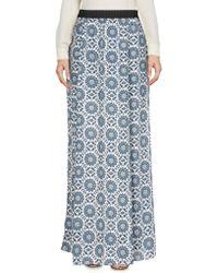 Pepe Jeans - Long Skirt - Lyst