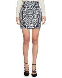 O'2nd - Knee Length Skirt - Lyst