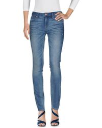 Marc By Marc Jacobs - Denim Trousers - Lyst