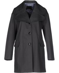 Who*s Who - Who*s Who Overcoat - Lyst