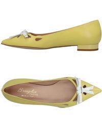 F.lli Bruglia - Ballet Flats - Lyst