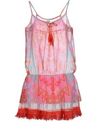 Hipanema - Short Dress - Lyst