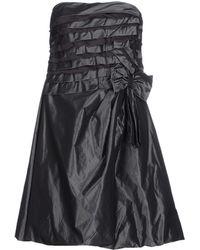 Giallo - Short Dress - Lyst