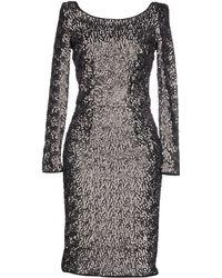Karl by Karl Lagerfeld - Knee-length Dress - Lyst