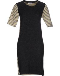 Farhi by Nicole Farhi - Short Dress - Lyst