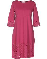 Pietro Grande - Short Dress - Lyst