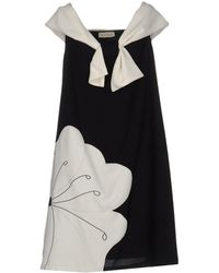 Carlo Pignatelli Short Dress - Black