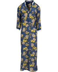 So Nice - 3/4 Length Dress - Lyst