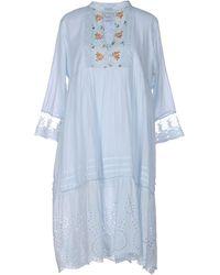 Positano By Jean Paul - Knee-length Dress - Lyst