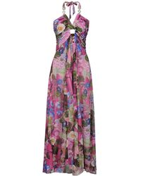 Ean 13 - Long Dress - Lyst