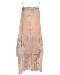 Noa Noa - 3/4 Length Dress - Lyst