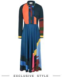 Parden's - 3/4 Length Dress - Lyst