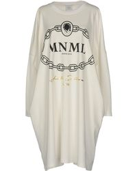 MNML Couture | Knee-length Dress | Lyst