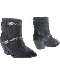 Giuseppe Zanotti - Ankle Boots - Lyst