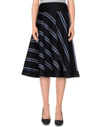 Alexis Mabille | Knee Length Skirt | Lyst
