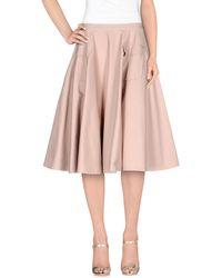 Stephan Janson - 3/4 Length Skirt - Lyst