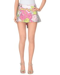 Gsus Sindustries - Mini Skirt - Lyst
